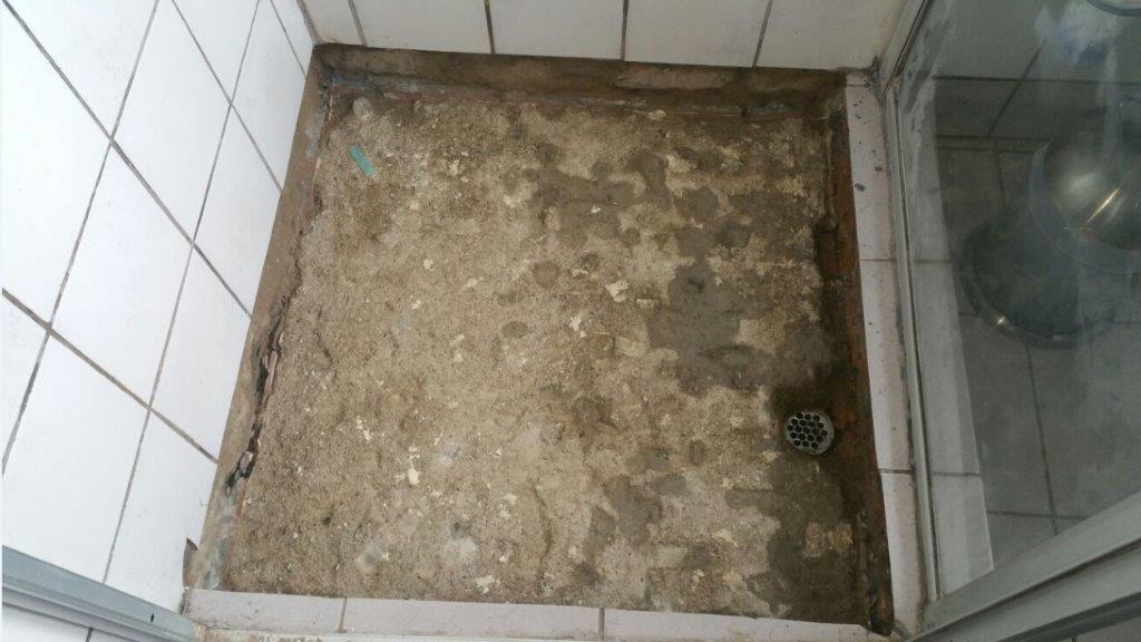 Bathroom and Shower waterproofing