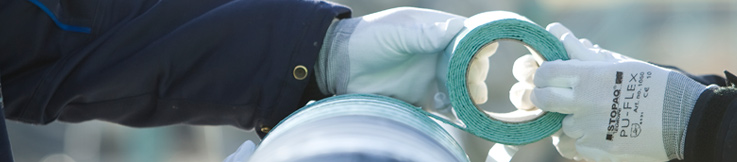 Waterproofing products - Protective band